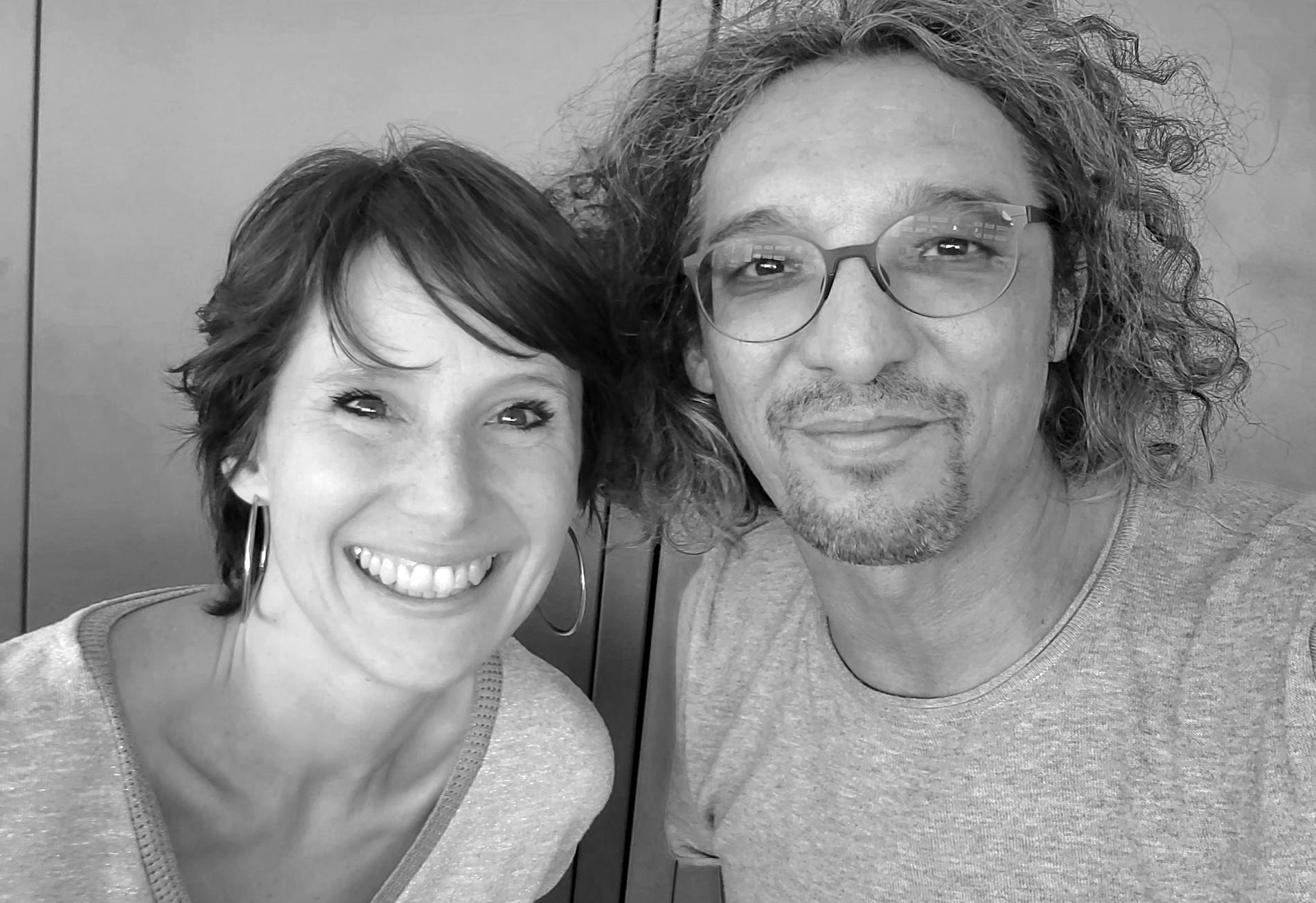 Claudia Attazada & David Traens