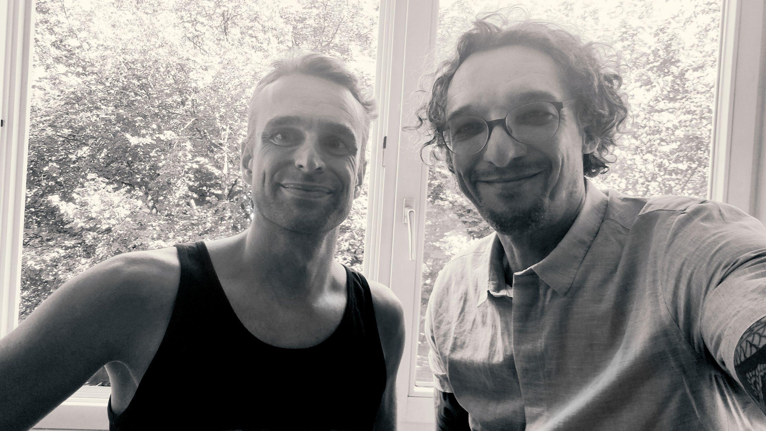 Dr. Aaron Kunert & David Traens