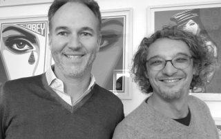 Daniel Wild von Mountain Alliance & David Traens
