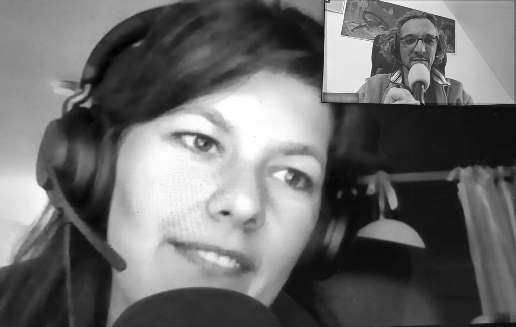 Lena Jüngst und David Traens
