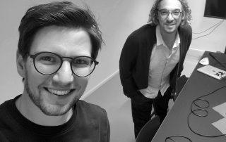 Jochen Schöllig & David Traens