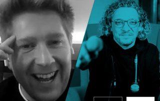 Martin Menz von Relaxdays und David Traens