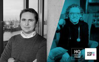 Daniel Stancke mit David Traens im Podcast