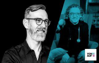 Lars Reimann mit David Traens im Podcast